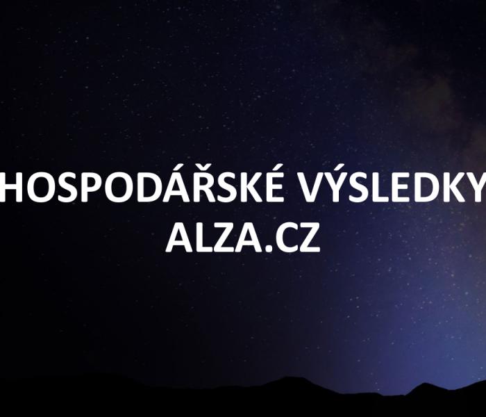 V roce 2019 měla Alza obrat 29,3 miliard korun