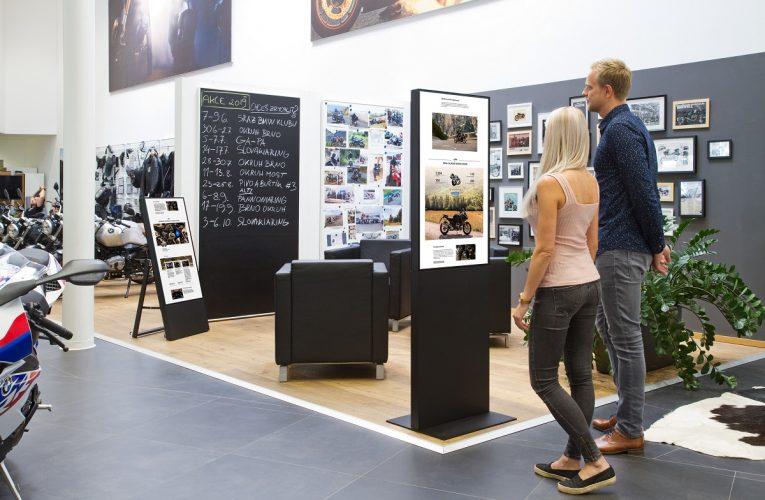 Spojením Jansen Display a Promic Display Systems  vznikne nová společnost Showdown Displays Europe