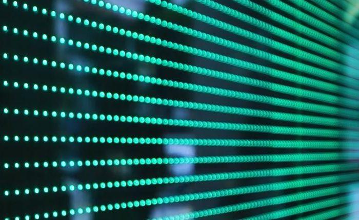 Transparentní LED film společnosti LG přináší nový pohled do světa nákupních center