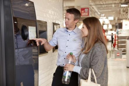 TOMRA na veletrhu EuroShop představí maloobchodníkům výkup a recyklaci obalů