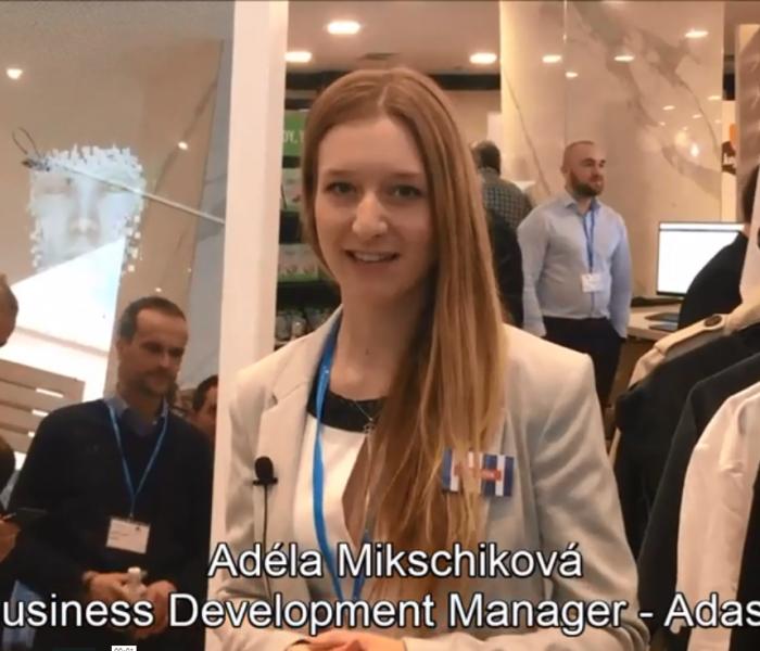 VIDEOANKETA 37. – Adéla Mikschiková – Adastra