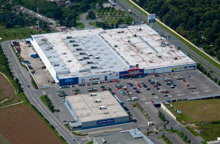 Novým majitelem obchodního centra Plzeň je Trigea