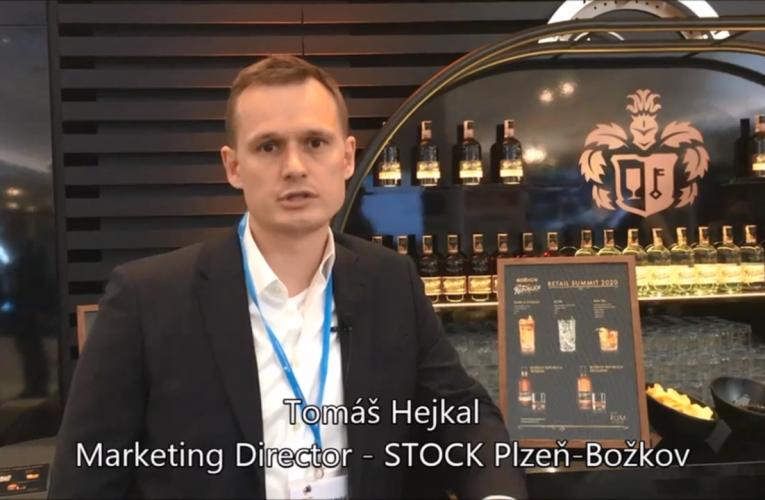 VIDEOANKETA 34. – Tomáš Hejkal – STOCK Plzeň-Božkov