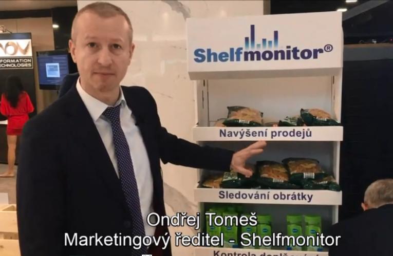 VIDEOANKETA 35. – Ondřej Tomeš – Shelfmonitor
