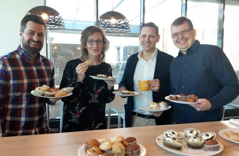 Zaměstnanci Alberta přispěli v rámci charitativní snídaně