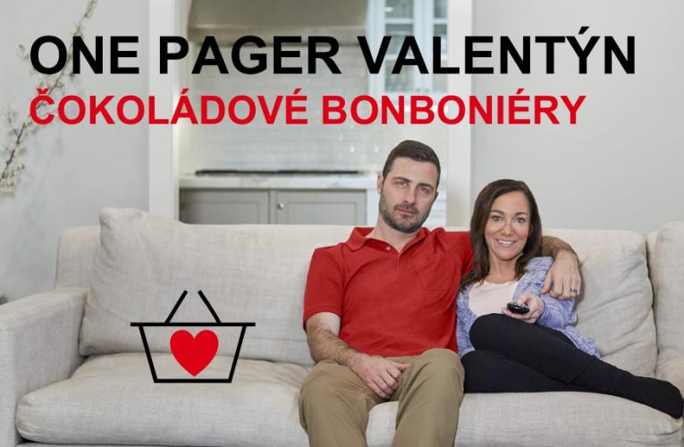 Bonboniéry na Valentýna jdou na dračku