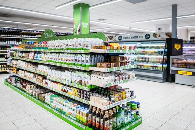 Supermarket Albert Galaxie otevřel a zákazníkům nabízí větší prostory a moderní nakupování