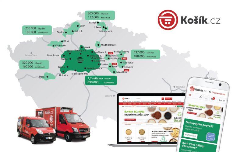 Košík.cz zjišťuje, které z domácností jsou v karanténě