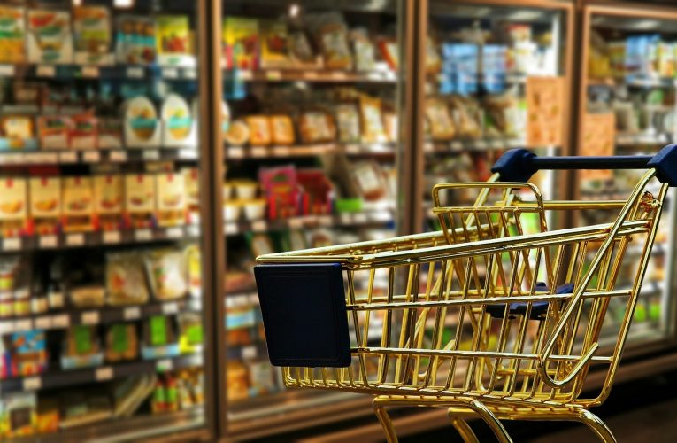 Rozsah nákupní horečky při zaznamenání koronaviru