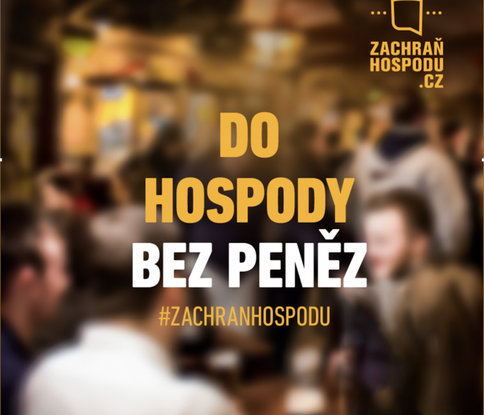 České pivovary startují iniciativu na podporu hospod a restaurací