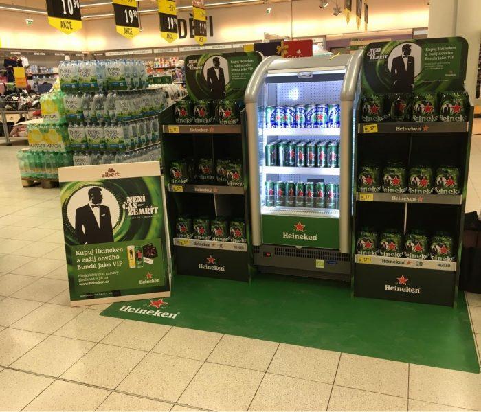 Ocenění POP STAR měsíce března 2020 získala kampaň Heineken