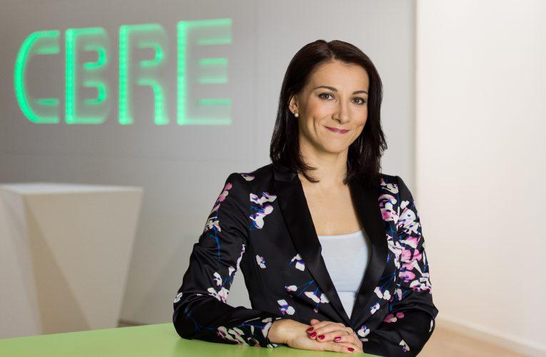 Katarína Brydone se stane novou ředitelkou oddělení investic vCBRE
