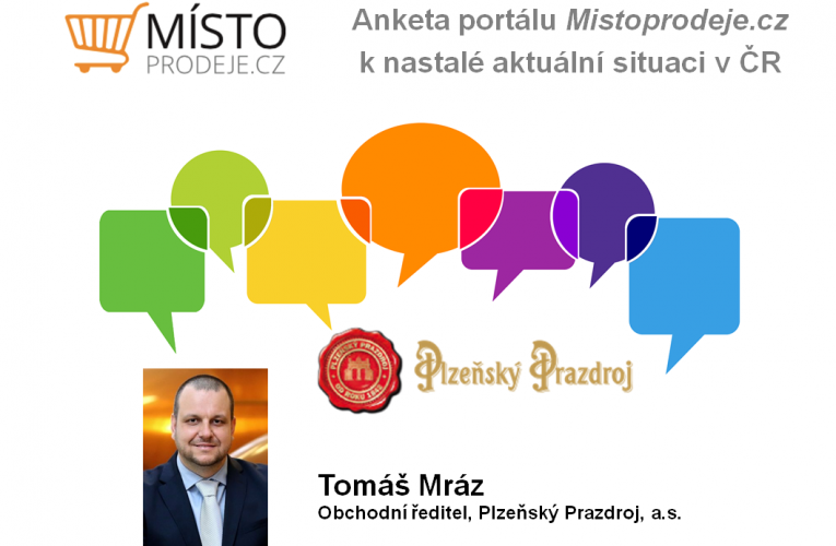 Naše pivovary jsou v plném provozu – Tomáš Mráz, Plzeňský Prazdroj