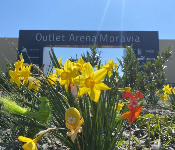 Ostravská Outlet Arena Moravia otevírá už v pondělí