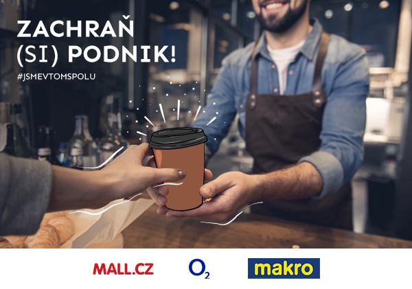 MALL.CZ spouští prodej poukazů, zákazníci budou moci podpořit svůj oblíbený lokální podnik