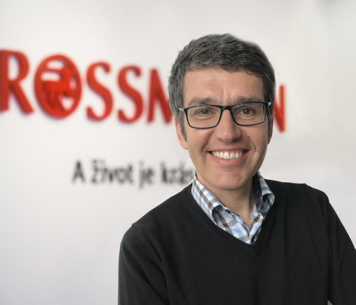 Novým vedoucím property a expanze společnosti ROSSMANN se stal Martin Škabrada