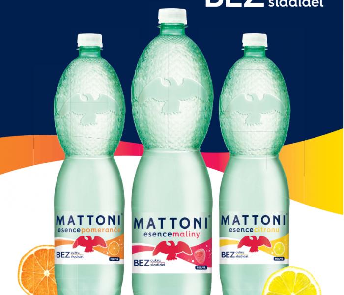 Mattoni uvedla na trh originální osvěžení