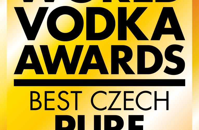 Božkov Vodka získala ocenění vsoutěži World Drinks Awards