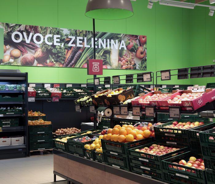 Česká jablka jsou vnabídce Kauflandu po celý rok