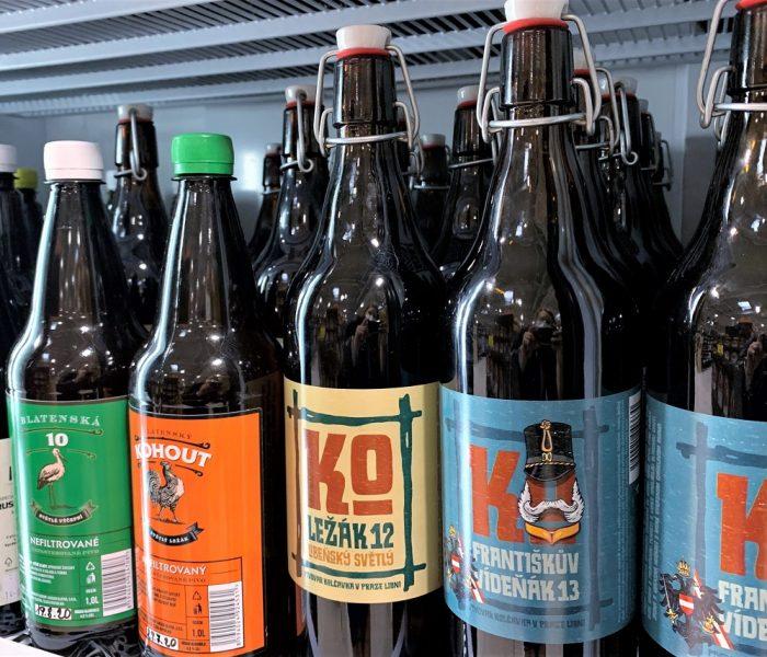 Albert rozšiřuje nabídku piv z minipivovarů