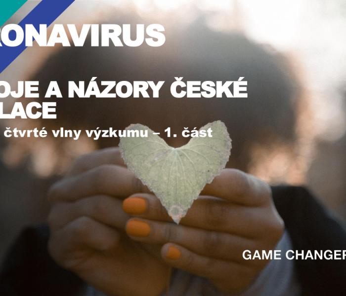 Češi se už koronaviru přestávají bát, obavy ale mají zekonomických dopadů