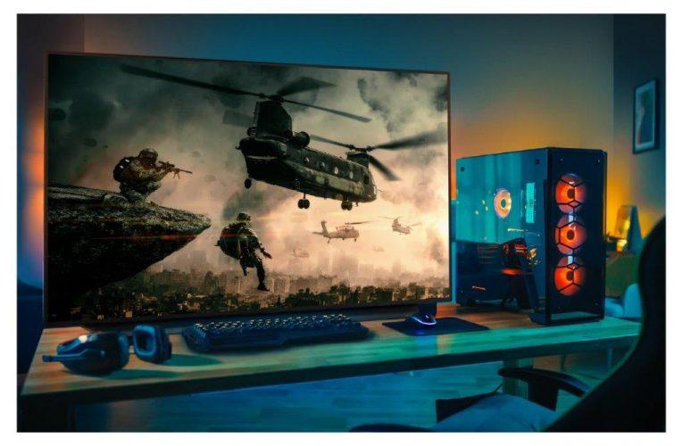 Společnost LG nabízí jako první na světě televizory  OLED s funkcí G-SYNC