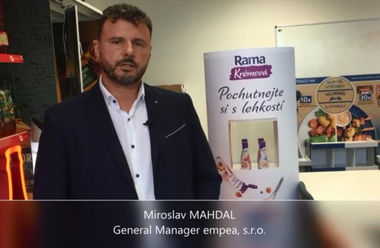 VIDEOANKETA 38. – Miroslav Mahdal – empea