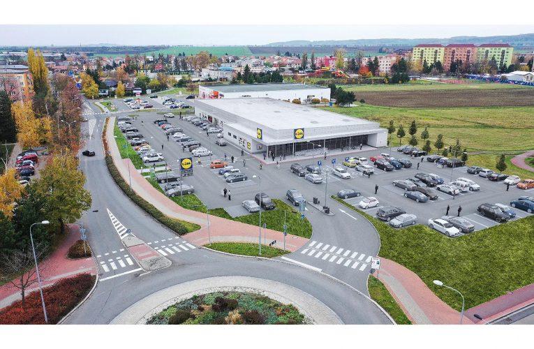 VProstějově v Anenské ulici postaví Lidl novou prodejnu