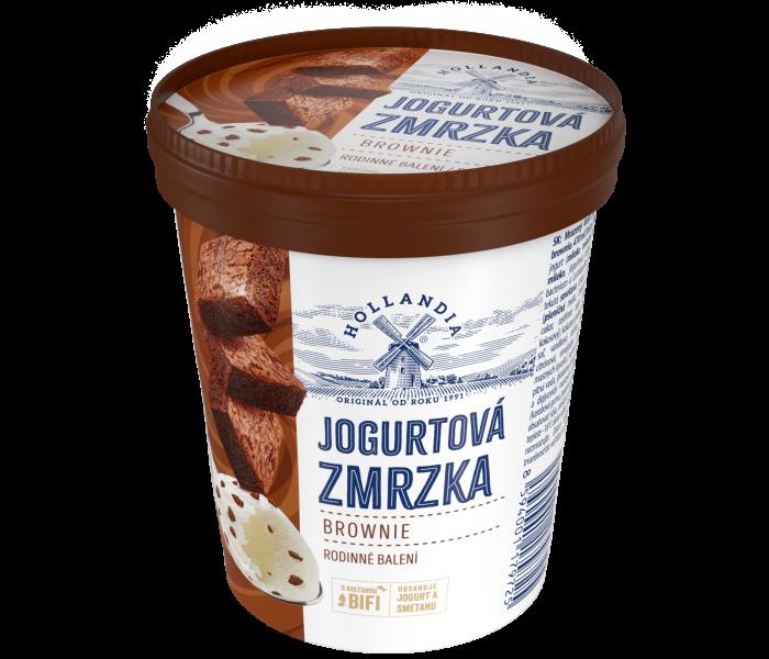 Jogurtová Zmrzka snovou chutí léta i oblíbeného čokoládového dezertu