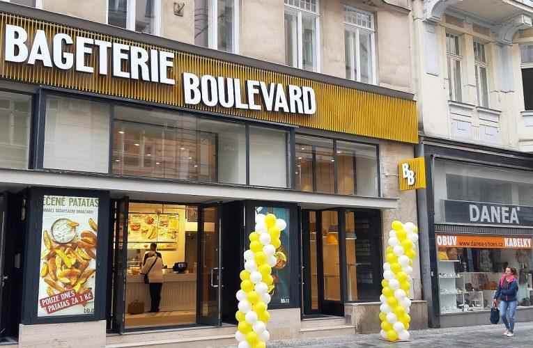 Bageterie Boulevard otevřela dvě nové pobočky