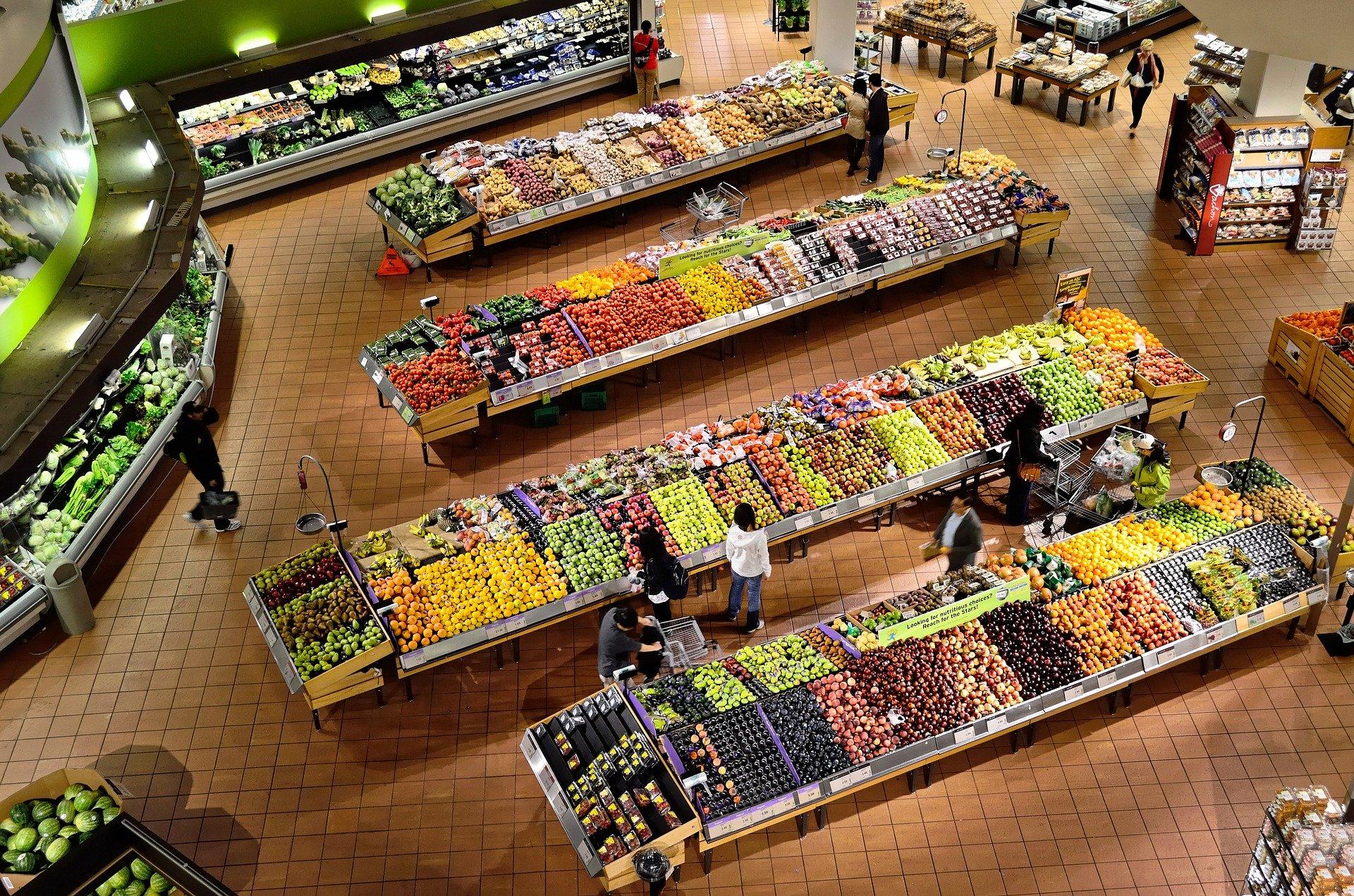 Podnákladové ceny u potravin nezmizely ani během pandemie