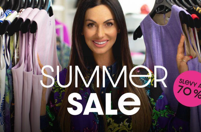 Premium Outlet Prague Airport: letní vlna výprodejů a nová kampaň Summer Sale POP Shopping