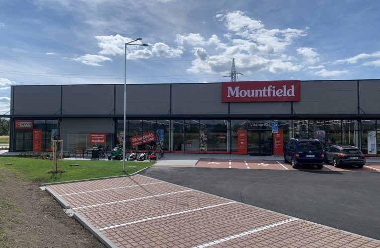 Mountfield otevřel svoji jubilejní 75. prodejnu