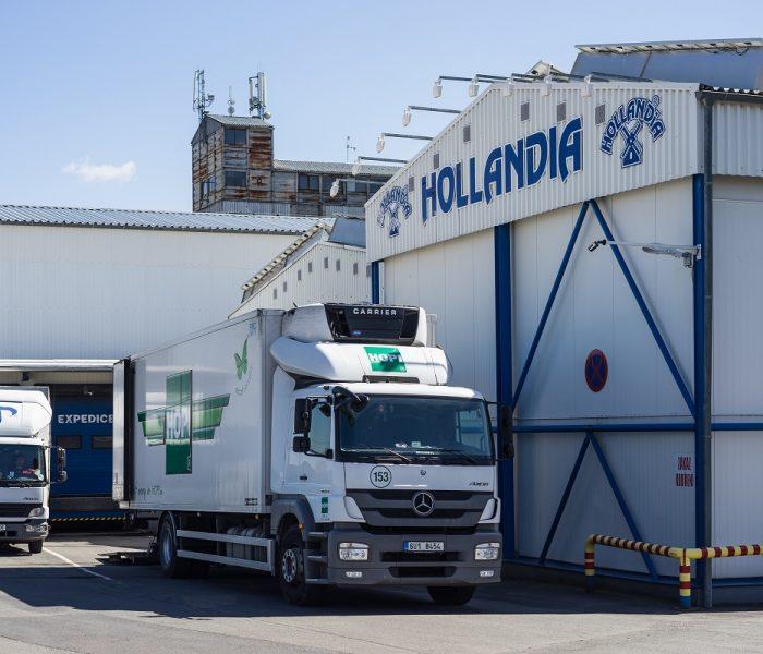 Hollandia omezuje plasty u obalů svých výrobků