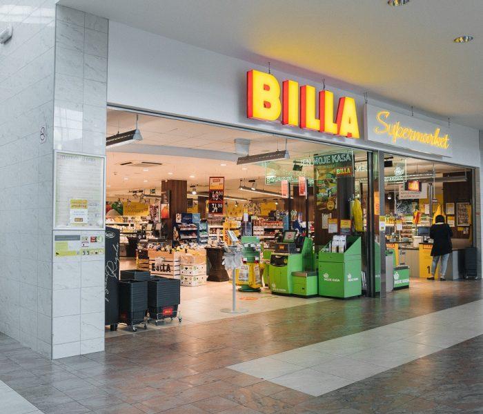 BILLA otestovala exponovaná místa v provozu na covid-19