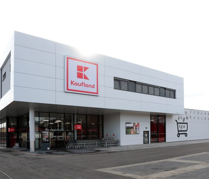 Do Kauflandu nejen na nákup, ale také do autokina