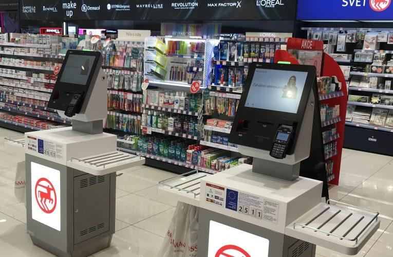 ROSSMANN zavádí jako první vsegmentu drogistů samoobslužné pokladny