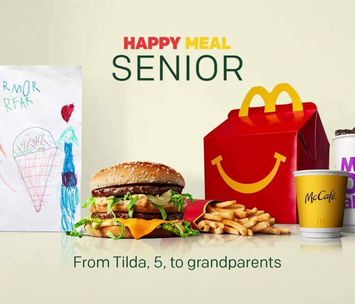 Happy Meal Senior