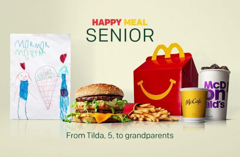 Happy Meal Senior