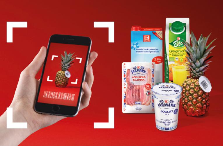Kaufland nově umožňuje snadný nákup smobilní aplikací