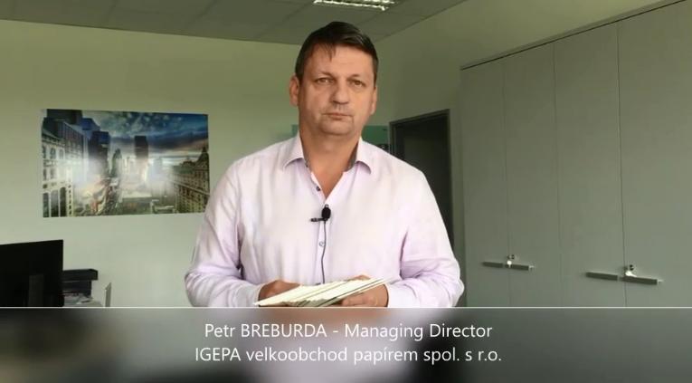 Videoanketa 46 – Petr Breburda – IGEPA