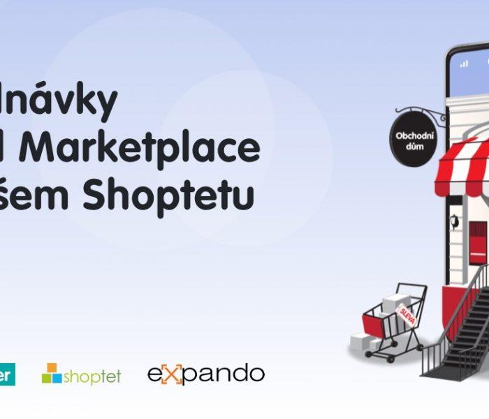 Spojení MALLu se Shoptetem usnadní 21 tisícům e-shopů prodej na největším českém tržišti