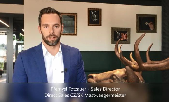 Videoanketa 45 – Přemysl Totzauer – Mast-Jaegermeister