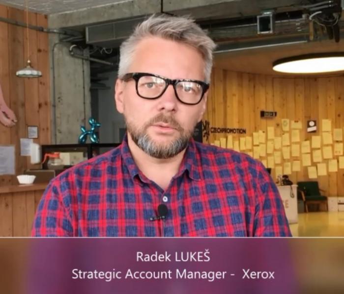 Videoanketa 47 – Radek Lukeš – Xerox