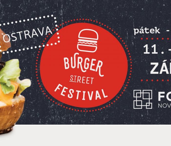 Ostrava bude mít svůj burger, jeho podobu ovlivní i nápady návštěvníků