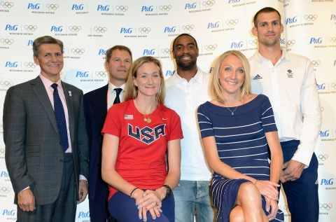 Společnost Procter & Gamble oznámila prodloužení partnerství s Mezinárodním olympijským výborem do roku 2028