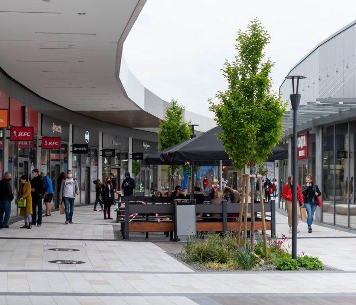 Outlet Arena Moravia získal značku vdlouho očekávaném segmentu