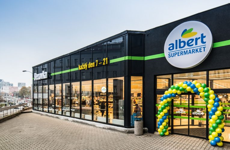 Prodejny Albert zůstanou 28. října zavřené