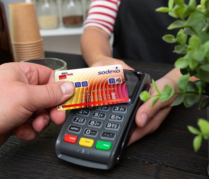 Vprodejnách Lidl nově zaplatí zákazníci také stravenkami Sodexo