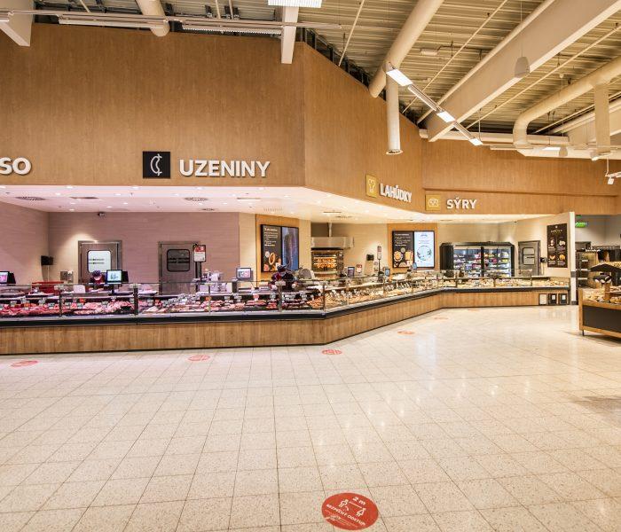Kaufland zmodernizoval prodejnu v pražských Stodůlkách